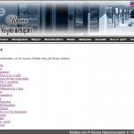 Sidekartet var en visningsside med oversikt over alle sider og undersider som denne nettsiden har.