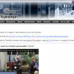 Rhema Misjonsmenighet hadde flere egenlagde videoer, og la dem ut på denne siden. Det ble brukt YouTube som lagringsplass.